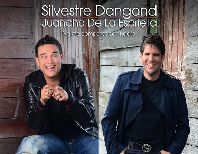 Descarga Album No me compares con nadie Silvestre Dangond
